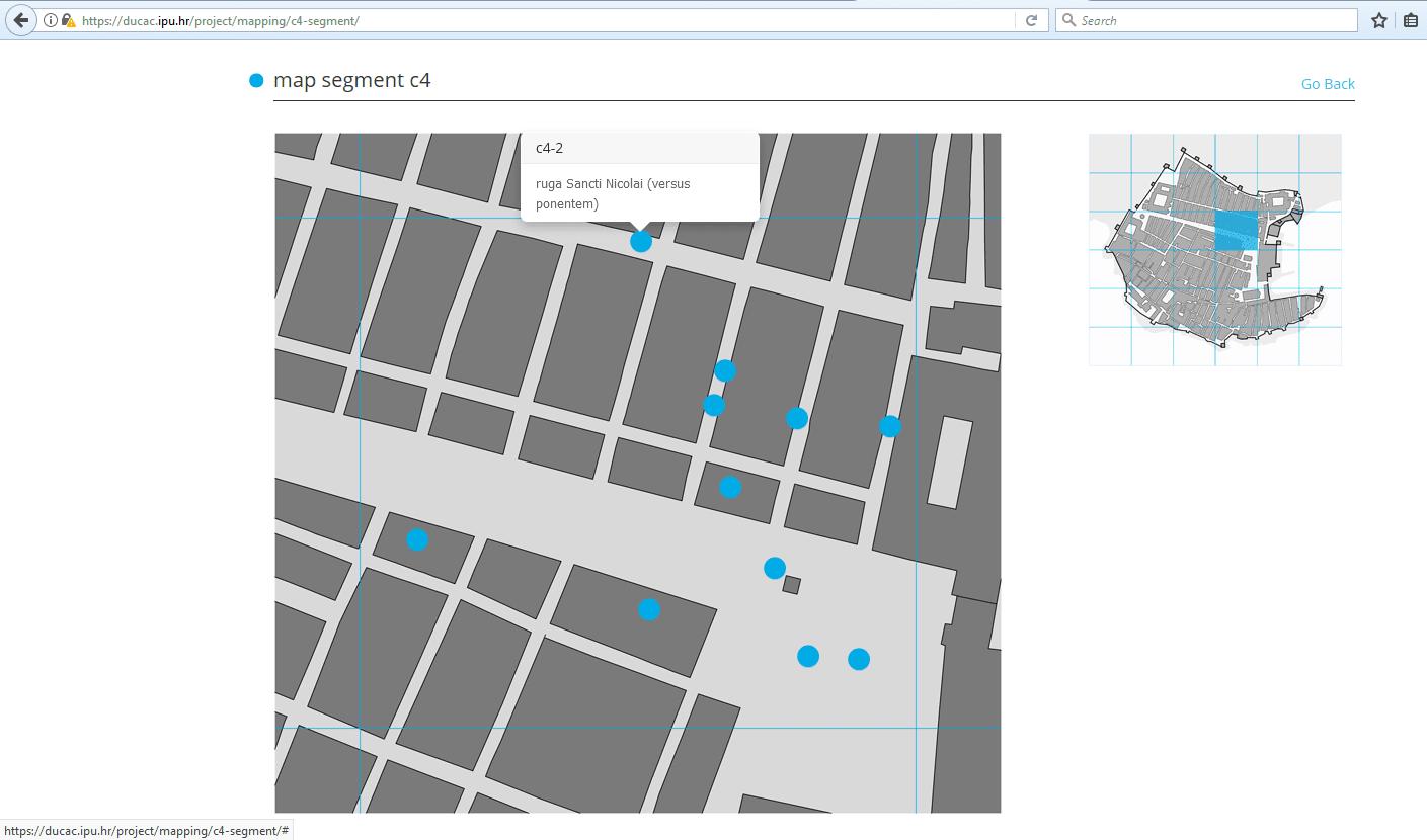 Dubrovnik map screenshot